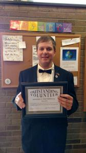 Outstanding Volunteer