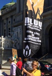 Black Lives UU Banner
