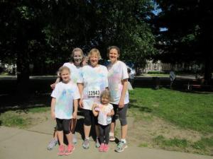 Color Run Fundraiser